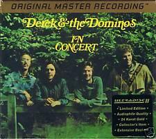 Derek & the Dominos en concert MFSL Gold DOCD nouveau OVP s