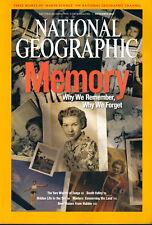 National Geographic November 2007 Memory/Death Valley/Marine Micorfauna/Hunters