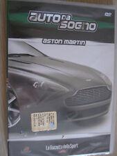 DVD N° 7 AUTO DA SOGNO ASTON MARTIN GAZZETTA SIGILLATO