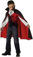 Child Boys Vampire Prince Of Darkness Halloween Costume