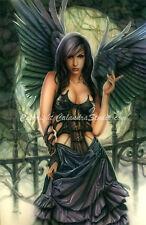 Calandra Fantasy Art - The Gateway Guardian 11x14 Print