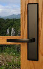 FPL Catalina Passage Door Lever Set & Back Plates Closet, Hallway, Bedroom Doors