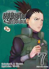Naruto: Shippuden - Box Set 7 (DVD, 2011, 3-Disc Set)