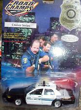 2000 FORD CROWN VICTORIA TUSTIN POLICE 1/43 RARE