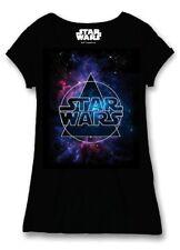 STAR WARS - Illuminati Cosmos - Damen Girlie Girl Shirt - Größe Size M - NEU