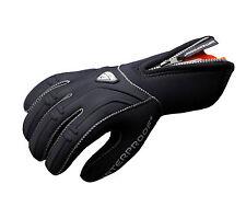 WaterProof G1 3mm Gloves Scuba Diving Snorkeling All Sizes