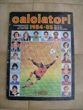 ALBUM CALCIATORI 1984-85 FIGURINA MASCOTTE SERIE A SERIE B NUOVA CON VELINA