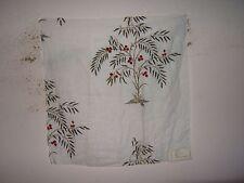 "Lee Jofa GP & J Baker ""Thalia Linen"" embroidered floral multiple colors"