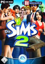 Die Sims 2 Basisspiel Grundspiel PC Spiel Personen Simulation DEUTSCH Neu OVP