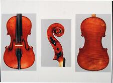 A very fine Italian violin by Paolo De Barbieri, 1924.