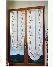 Tendine Arredo Regolabili 60 x 145 da finestra dis. Medea 2 Pezzi