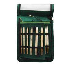 Remplaçables Aiguilles À Tricoter Circulaires Bamboo Deluxe-22542 Chunky-22543,