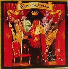 CD Lüde & Die Astros  Denn Sie wissen was Sie tun 1991