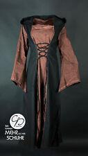 Mittelalter Kleid Kapuze Größe M  Dirtywash Gretchen CP Abenteuer Kollektion