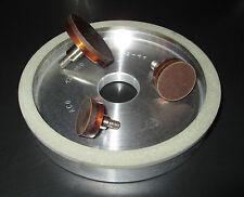 Meule de diamant / diamond roue 6 a 2 ISO9001 Ø 25 mm pour résine 30mm