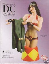 SCULPTURE  BIG BARDA  (buste) women of DC Adam Hugues