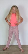 Niñas EX M&S Naranja, gris a rayas, Rosa, Negro, Bebé Rosa Skinny Jeans