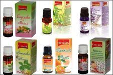 Evterpa Natural Essential Oils Aromatherapy Almond Lavender Orange 10 ml