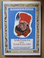 * tartarin de tarascon, Alphonse Daudet, Köhler