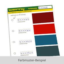 Welche Farbe passt zu welchem Schlepper? - Farbmuster Erbedol Schlepperlack Lack