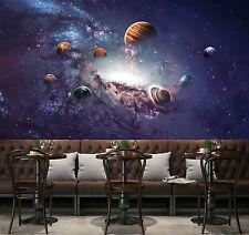 3D Der Planet 3546 Fototapeten Wandbild Fototapete Bild Tapete Familie Kinder DE