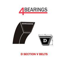 D SECTION V BELT SIZES D90 - D600 V BELT 32MM X 19MM
