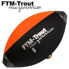 FTM Trout Spotter Signal Ei - Forellenschwimmer, Schwimmkugel, Wasserkugel