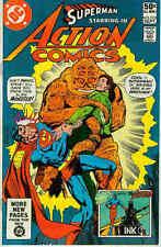 Action Comics # 523 (Superman, Atom) (USA,1981)