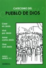 Catecismo del pueblo de dios. LIBRO NUEVO. ENVÍO URGENTE. RELIGION