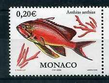 MONACO - 2002 - yvert 2328 - Poisson Anthias, neuf**