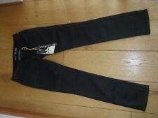 LTB Smart schwarz Röhrenjeans Pamuk stretch Reißverschlüsse 24