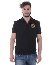 Polo Versace Collection Polo Shirt % Uomo Nero V800753SVJ00180-V1008