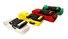 Adjustable Combination Luggage Suitcase Travel Baggage Straps Tie Down Belt Lock