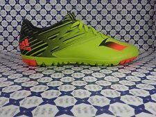 35c872f61a9d Scarpe Calcetto Adidas Messi 15.3 TF -- Verde/Nero -- S74696 864
