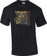 Christian Child of the One True God Cross Religious T-Shirt