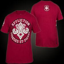 Affliction T-Shirt Team GSP Rot