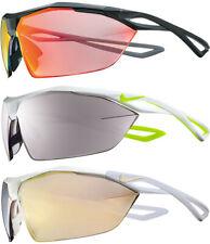 Nike Vaporwing R Matte Sport Sunglasses w/ Mirror Lens - EV0914