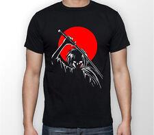 Rurouni Kenshin Samurai X Himura Anime Manga Unisex Camiseta Camiseta Camiseta Todas Las Tallas
