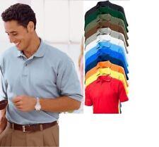 Outer Banks Superior Quality Mens Cotton Golf Polo Sports Shirt No Logo