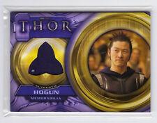 UD Thor the Movie F7 Hogun (b) costume card 1 hole variant