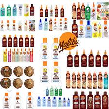 MALIBU SUN Lotion Sprays Bronzing Oils, Kids Lotion, Scalp, Dry Oil, Lip Balm