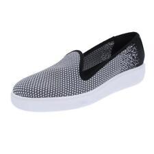 IMNYC Isaac Mizrahi Womens Kimberly Round Toe Fashion Sneakers Shoes BHFO 2623