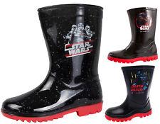 Botas Wellington Disney Star Wars Darth Vader Wellies Botas De Lluvia Nieve Niños Chicos