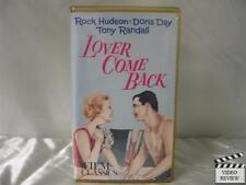 Lover Come Back VHS Rock Hudson, Doris Day