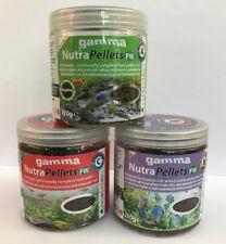 Gamma Nutrapellets Vitality Complete Algae Colour Freshwater Aquarium Fish