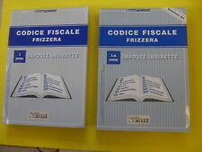 FRIZZERA CODICE FISCALE 2 VOL SOLE 24 ORE   2006