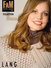 Lang ::Fatto a Mano #190:: knitting pattern book Fall-Winter