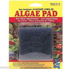 Aquarium Pharmaceuticals Algae Pad for Glass Aquariums