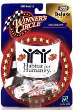 HASBRO HOOD ~ WINNER'S CIRCLE ~ TONY STEWART ~ #20 HOME DEPOT-HABITAT ~ 1/64