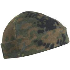HELIKON TACTICAL ARMY PATROL WATCH CAP WARM DOCKER HAT HUNTING BEANIE FLECKTARN